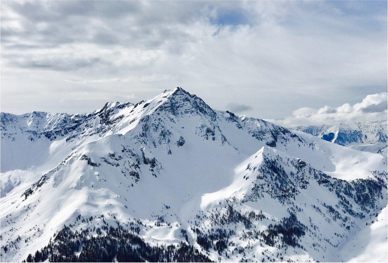 chambre mountain